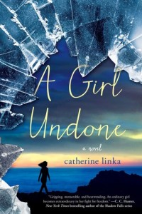 Linka book jacket for Undone